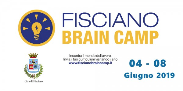 Fisciano Brain Camp 2019