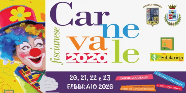 Carnevale Fiscianese 2020