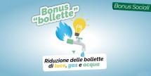 Bonus sociale per energia elettrica, gas ed acqua