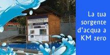Inaugurazione Casa dell'Acqua in Fisciano