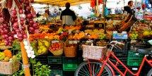 Mercato rionale a Lancusi